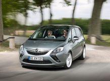 Новый Opel Zafira 2015 фото