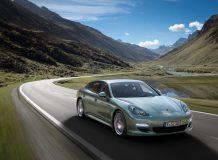 Фото нового Porsche Panamera Diesel