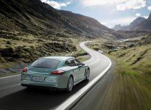 Фото Porsche Panamera Diesel