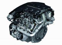 Дизельный мотор V6 для Panamera Diesel