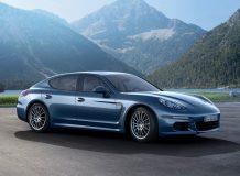 Porsche Panamera Diesel 2014 фото
