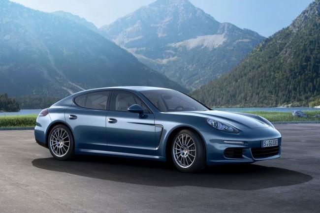 Фото Porsche Panamera Diesel 2014