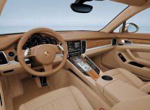 Фото салона Porsche Panamera Diesel