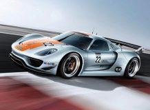 Porsche 918 RSR Coupe
