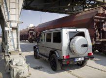Фото Mercedes G-Class в версии Select Edition
