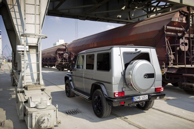 Mercedes-Benz G-Class Select Edition