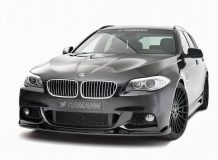 Тюнинг универсала BMW от Hamann