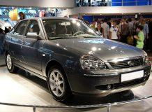 Стартовали продажи обновленных Lada Priora