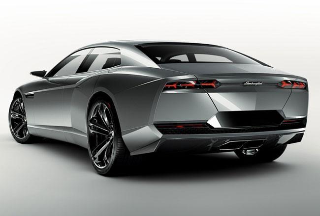 Фото Lamborghini Estoque Concept