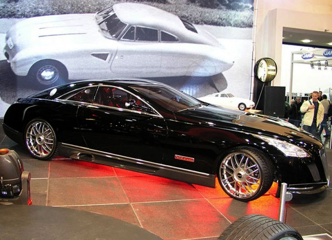Maybach Exelero продан за 8 млн. долларов