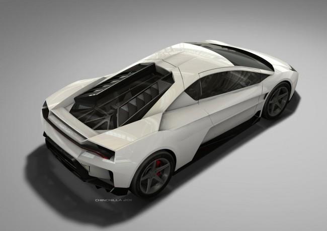 215 Racing построит суперкар мощностью 2000 л.с.