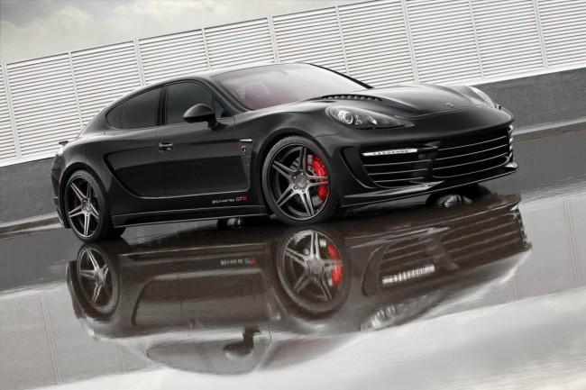 Porsche Panamera Stingray GTR от ателье TopCar