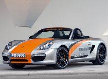 Электрический спорткар Porsche Boxster E