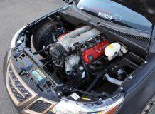 Saab 9-3 с мотором от Dodge Viper под капотом