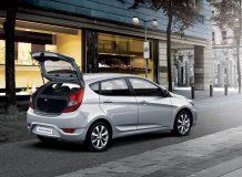 Фото Hyundai Solaris в кузове хэтчбек