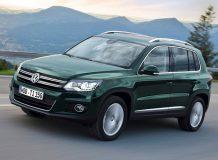 Объявлены цены на новый Тигуан 2011 в России