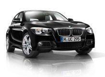Фото нового 2012 BMW 1-Series с М-пакетом