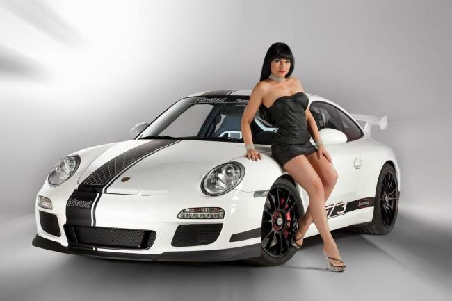 Тюнинг Porsche 911 GT3 от ателье Magnat