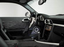 Тюнинг салона 911 GT3 от ателье Magnat