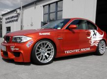 Тюнинг новой BMW 1-Series M Coupe