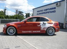 Фото тюнинг BMW 1-Series M Coupe