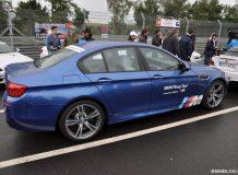 Ring Taxi теперь на BMW M5 F10