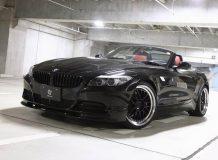 Тюнинговый BMW Z4 от 3D Design