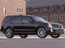 GM отзывает более 50 000 кроссоверов Cadillac SRX