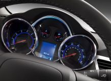 Приборы Chevrolet Cruze фото