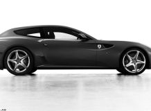 Тюнинг новой Ferrari FF фото