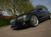 Тюнинг седана Audi A4 фото