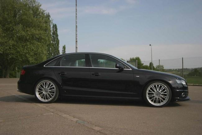 Тюнинг нового Audi A4 от ателье JMS