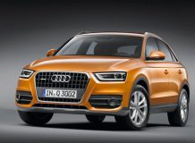 Новый Audi Q3 2012