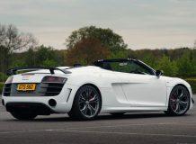 Audi R8 GT Spyder фото