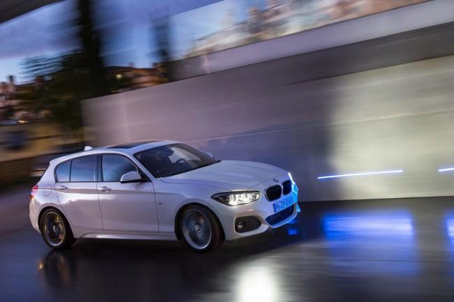 BMW 1-Series 5D (F20)