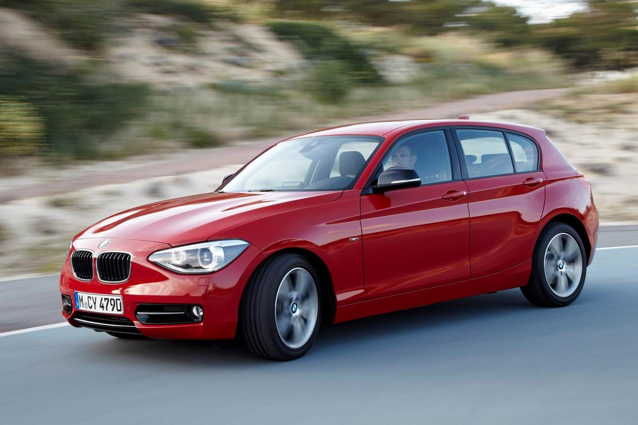 Фото BMW 1-серии 2015