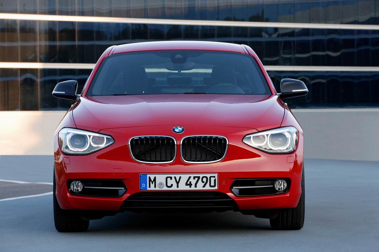 Фото хэтчбека BMW 1 5D