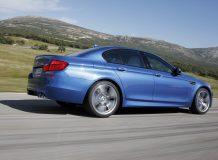 Новая BMW M5 в кузове F10