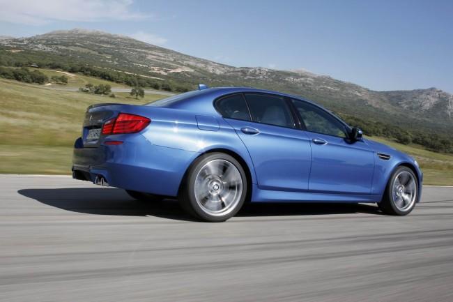 BMW M5 F10 фото
