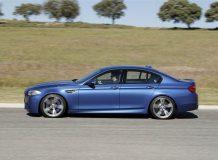 Фото нового BMW M5 F10