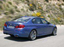 BMW M5 2013 фото