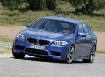Wallpapers 2015 BMW M5 F10 HQ