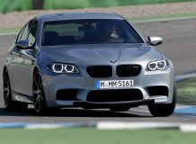 Фото BMW M5 2016 года