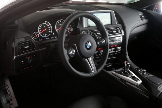 Фото салона BMW M5 F10