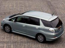 Фото Honda Fit Shuttle Hybrid