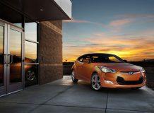 Фото хэтчбека 2012 Hyundai Veloster