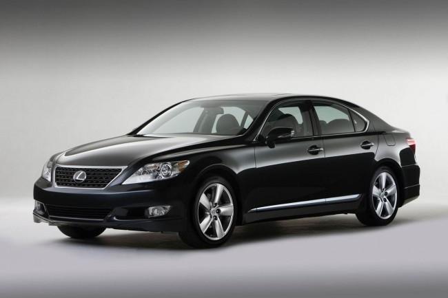 Lexus LS 460 Touring Edition