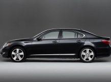 Lexus LS 460 получил версию Touring Edition