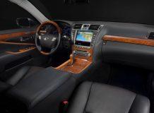 Фото салона Lexus LS 460 Touring Edition