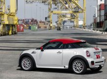 Новый MINI Coupe фото